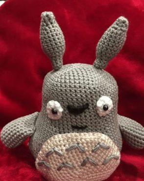 image 1 produit Totoro Amigurumi - Amigucrochet