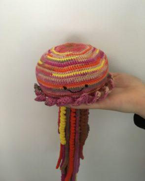 Méduse : la Giga aux couleurs chaudes